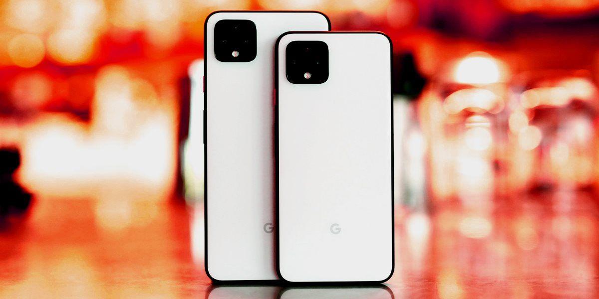 Google Pixel 4 y Pixel 4 XL fundas