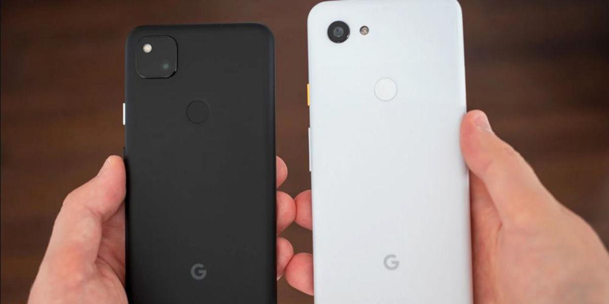 Google Pixel 4a vs Pixel 3a