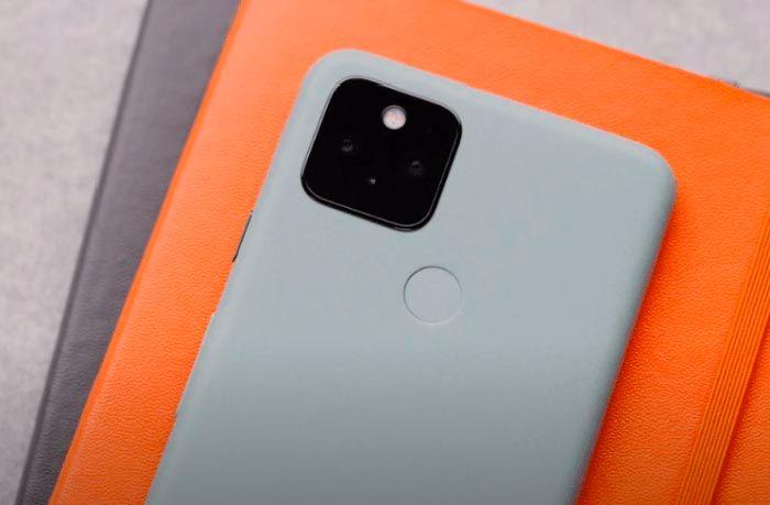 Google Pixel 5 el unico tope de gama de Google