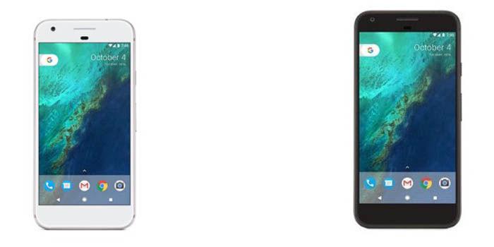 google-pixel-blanco-negro