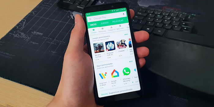Google Play APK Instalar