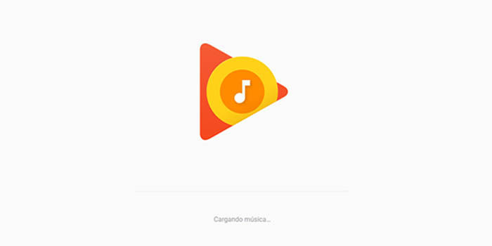 Google Play Music extension web