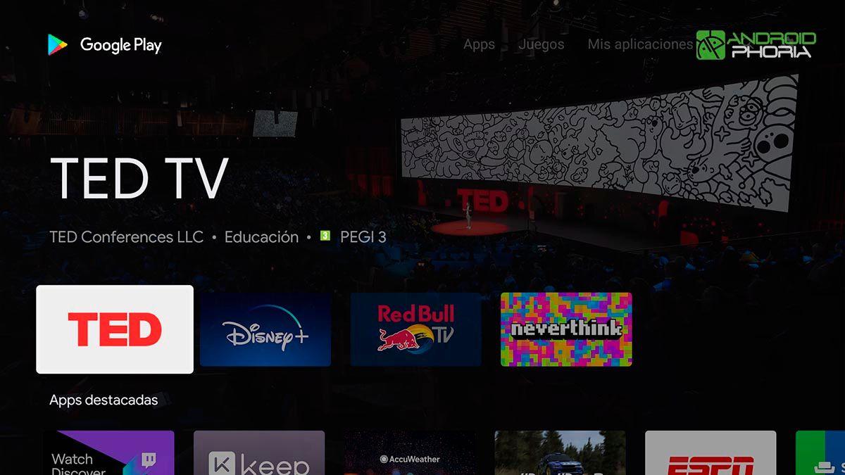 Google Play Nvidia Shield TV