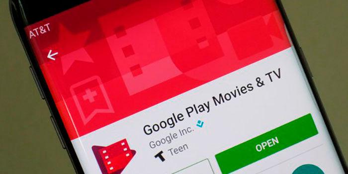 Google Play Peliculas se actualiza a 4K