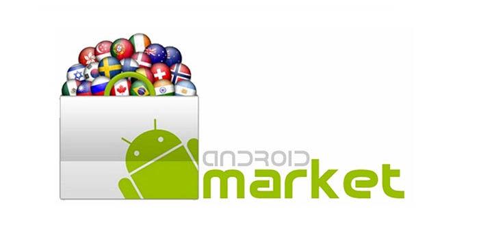 Google Play cierra en Android 2.1