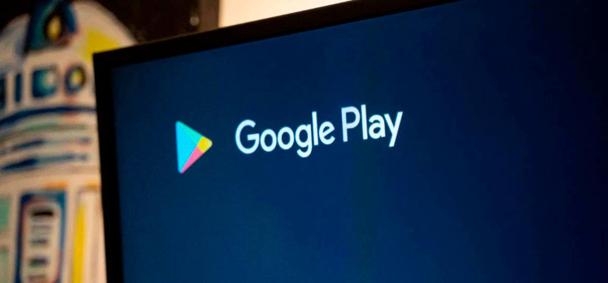 Google Play para Android TV