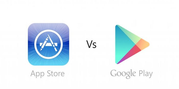 play store vs app store