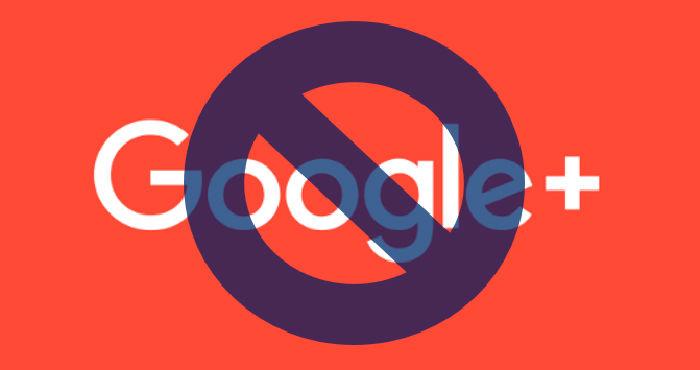 Google Plus adelante su cierre