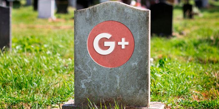Google Plus cierra el 2 de abril