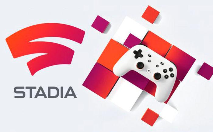 Google Stadia control juegos