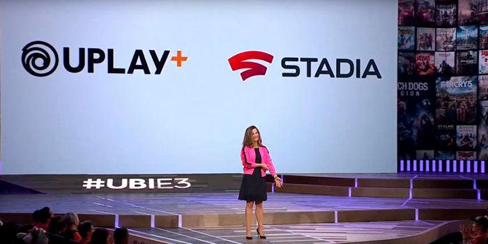 Google Stadia tendra los juegos de Uplay Plus