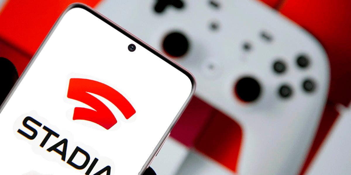 Google Stadia ya permite jugar con conexion 5G o 4G