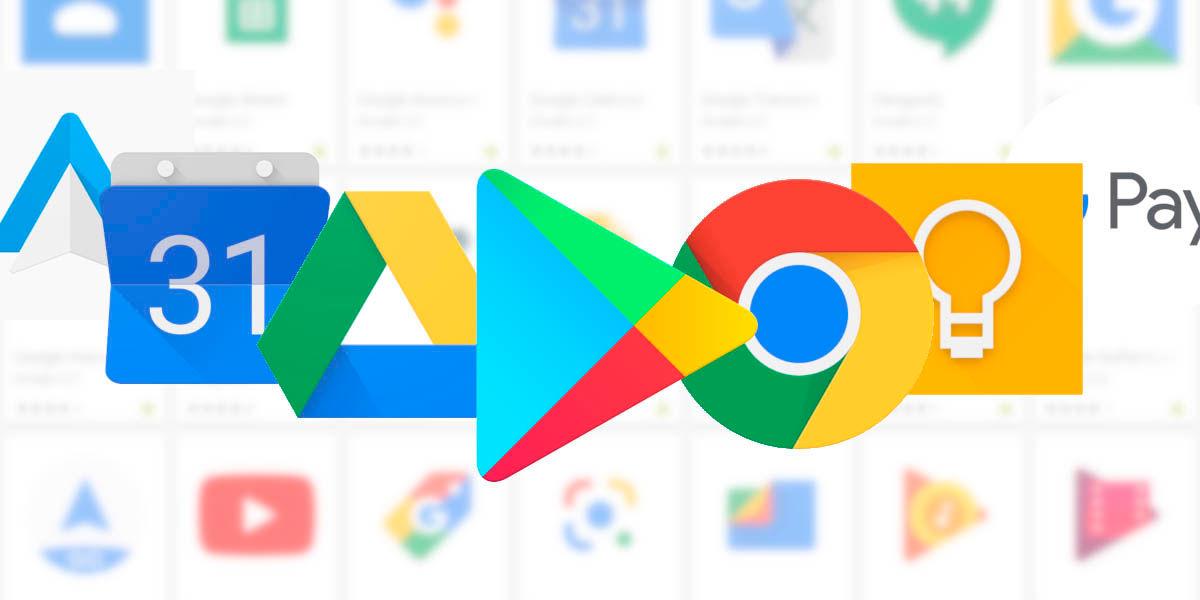 Google apps android 10 instalar