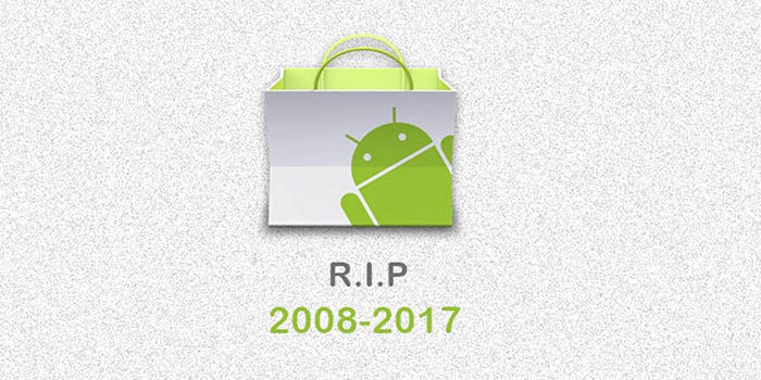 Google cierra Android Market