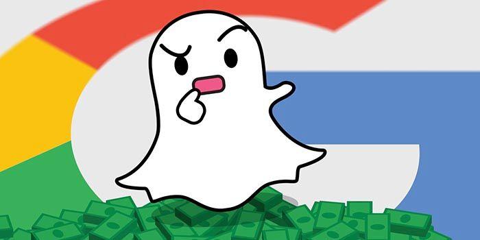 Google compra Snapchat