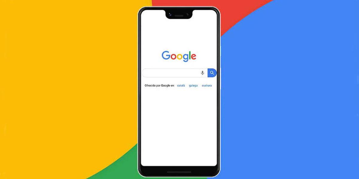 Google inicio
