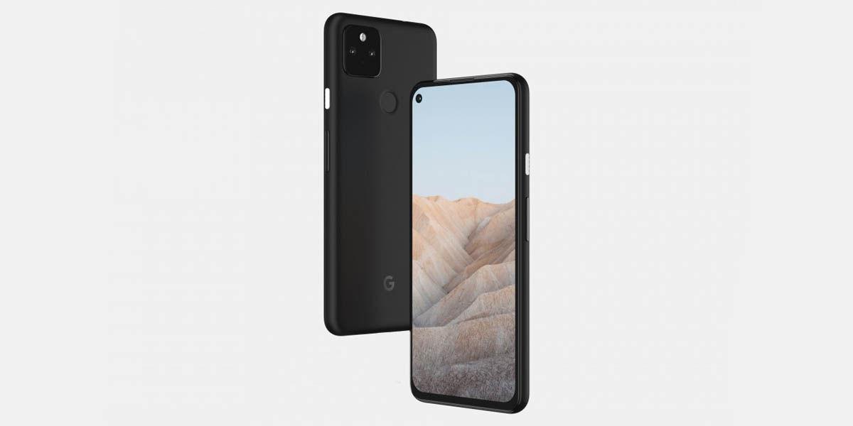 Google pixel 5a características filtradas