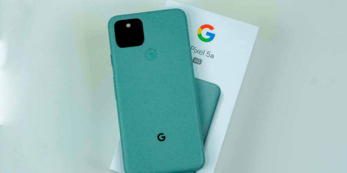 Google pixel 5a especificaciones filtradas