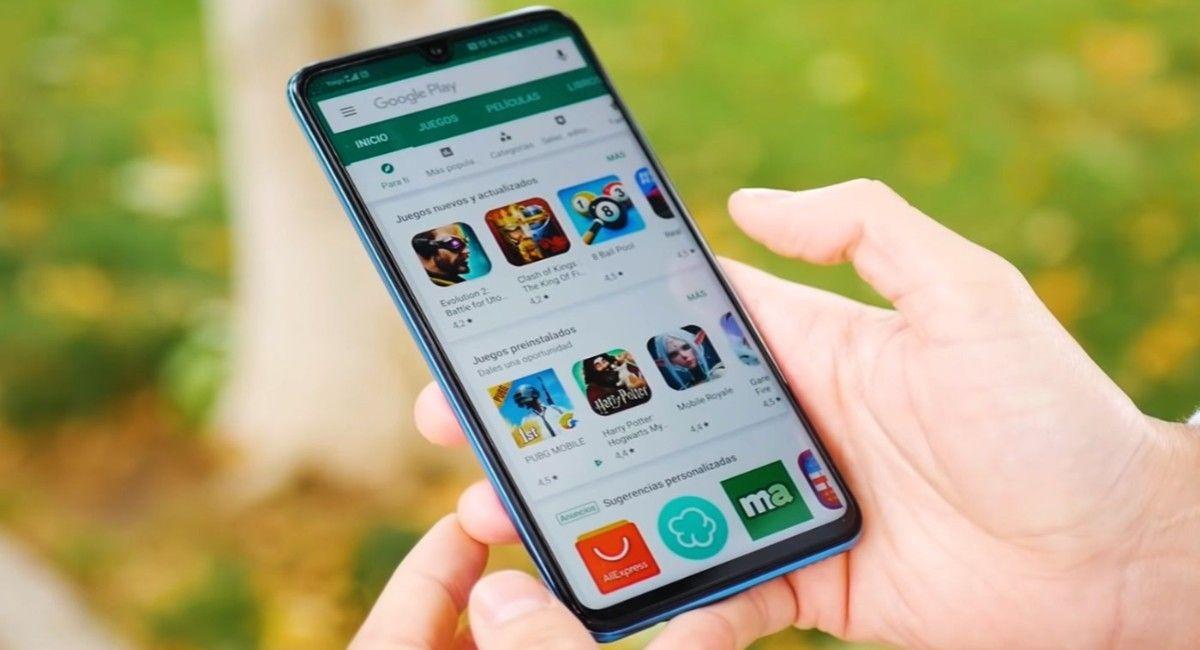 Google prohibe APKs Android
