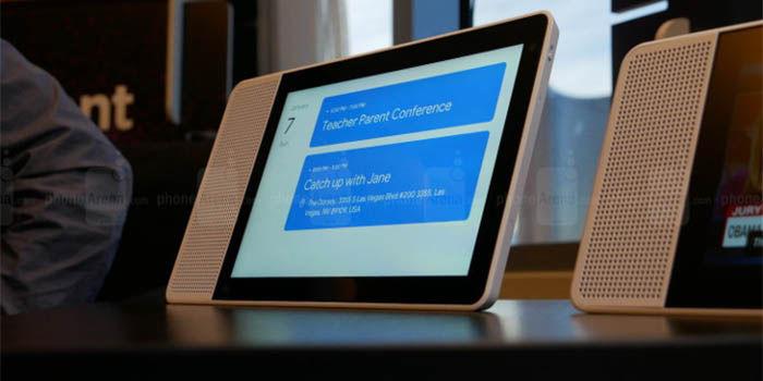 Google quiere lanzar pantallas inteligentes