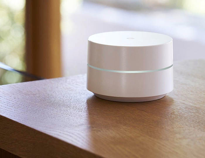 Google router WiFi