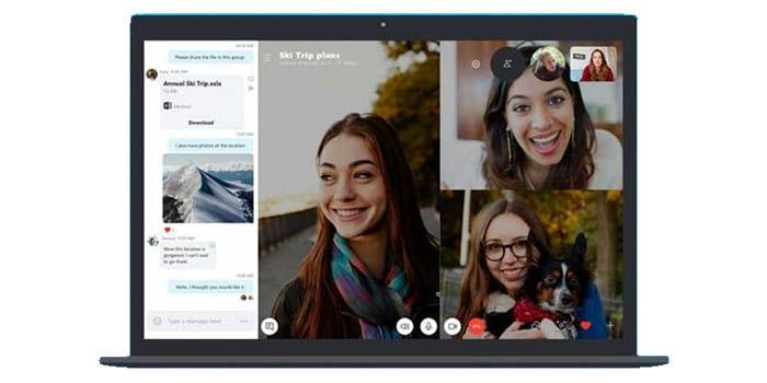Grabar llamadas y videollamadas en Skype