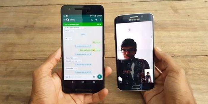 Grabar videollamadas de WhatsApp en android