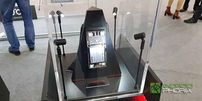 Gran bateria movil gamer Nubia