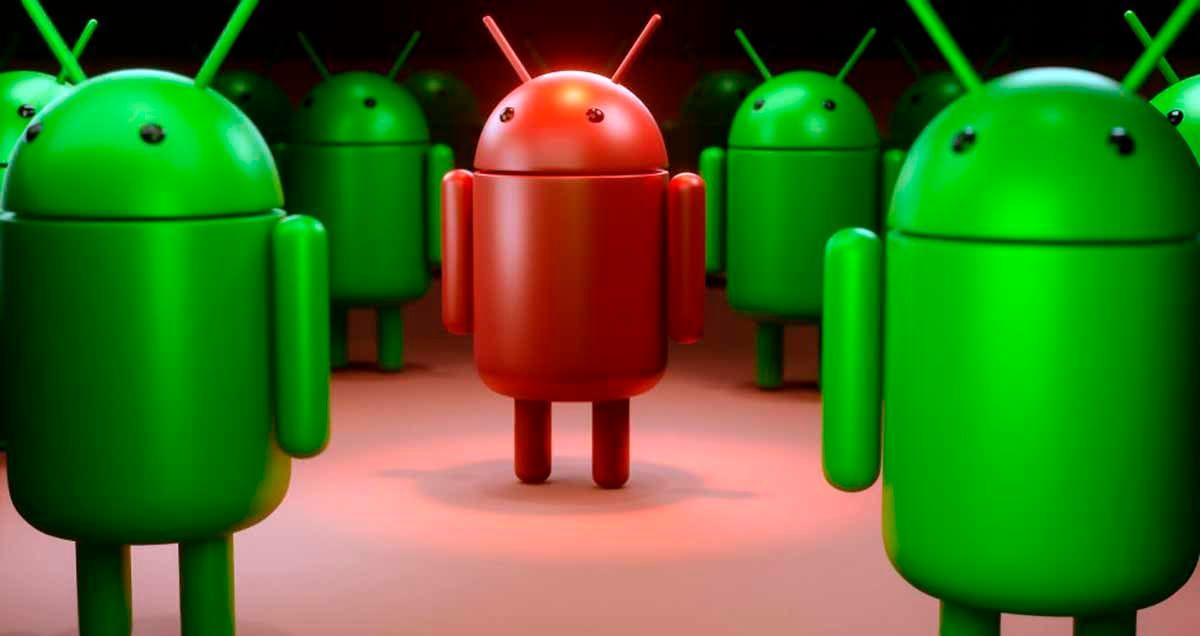 Gran parte de los móviles del mercado están expuestos