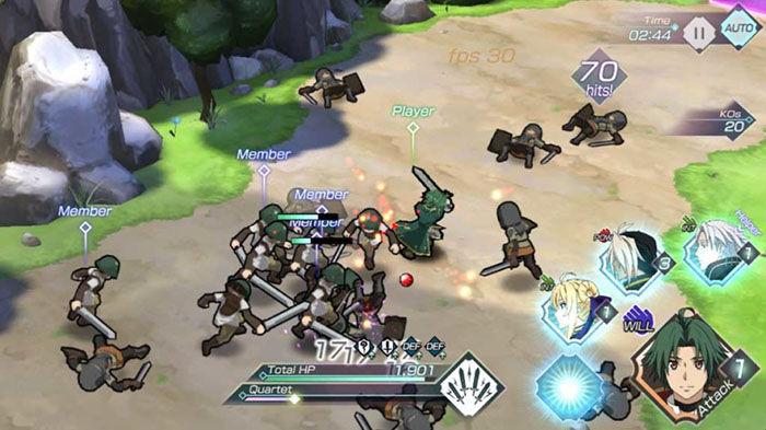 Grancrest War Quartet Conflict