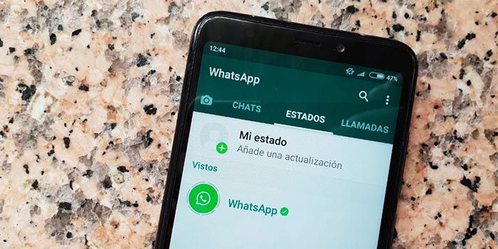 Guardar estados WhatsApp