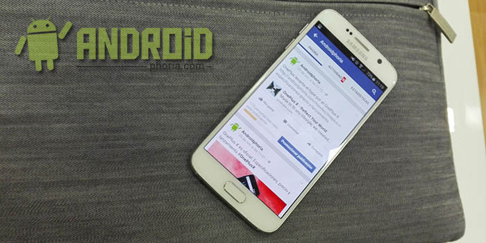 Guardar vídeos Facebook en Android