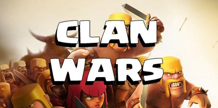Guerra de clanes en COC