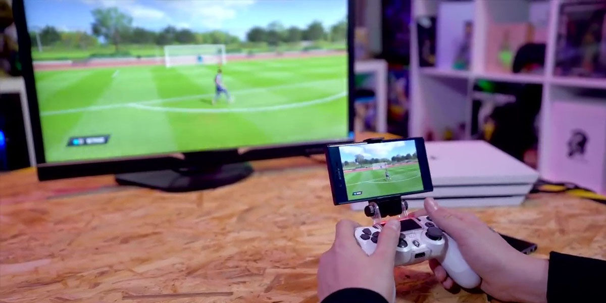 Guia conectar ps4 al movil Remote Play