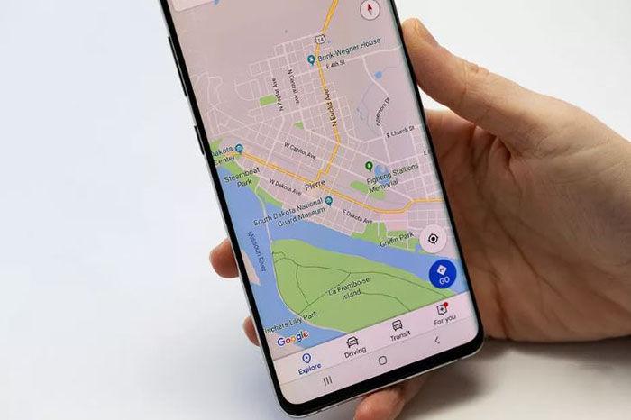 Guia voz detallada Google Maps