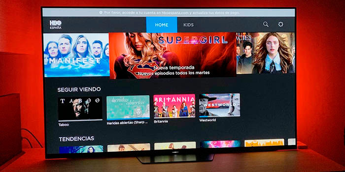 HBO Espana Android TV