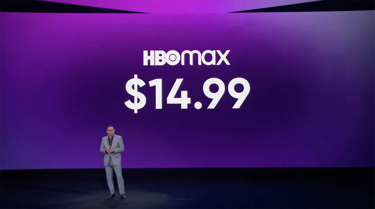 HBO Max precio