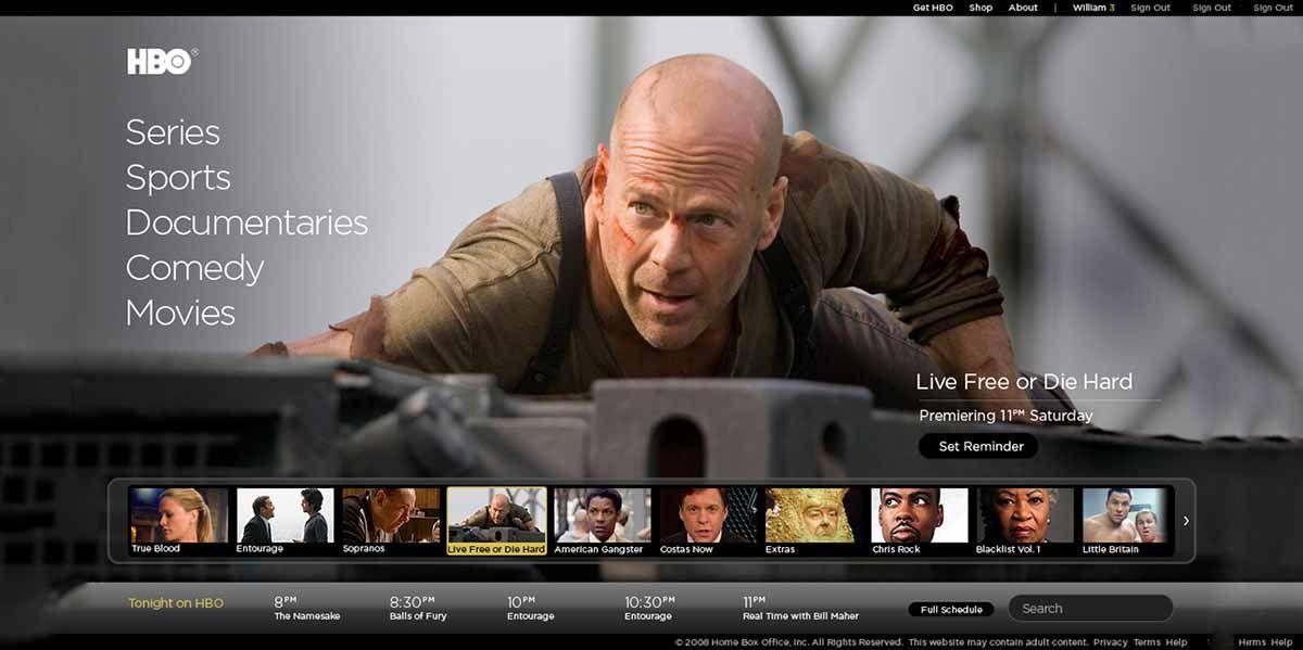 HBO las mejores series en una sola plataforma