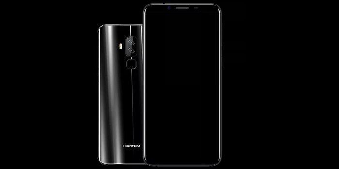HOMTOM S8 clon Galaxy S8