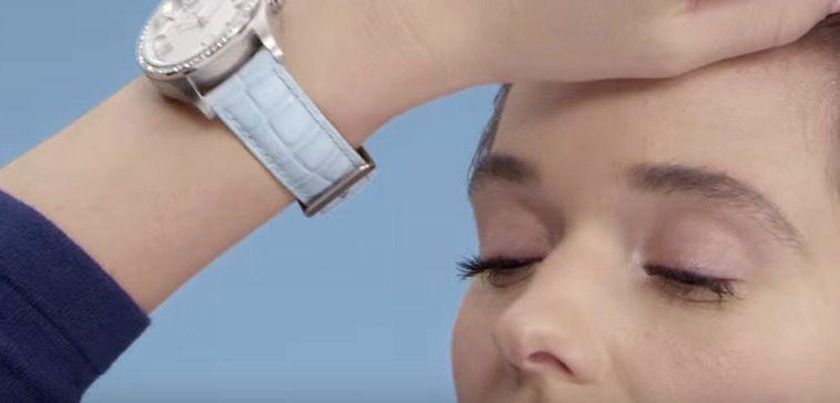 HP smartwatch de lujo para mujeres