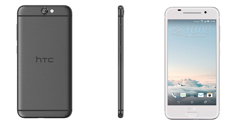 HTC One A9, iPhone de HTC
