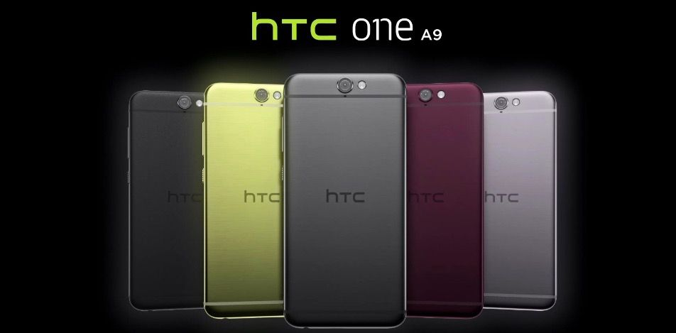 HTC One A9 vs iPhone 6S