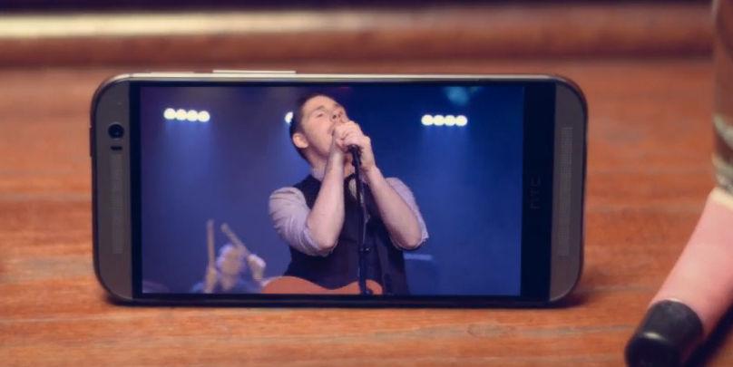 HTC One M8 actualización Sense 7 con Android M