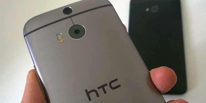 HTC One M8 camara dual