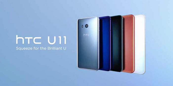HTC U 11 Colores