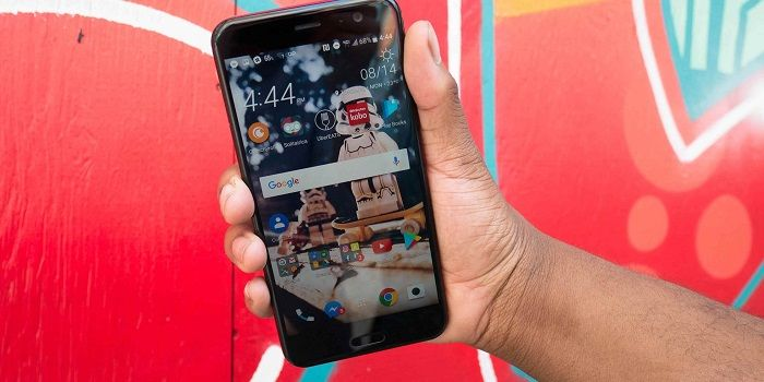 HTC U11 Plus pantalla filtrada