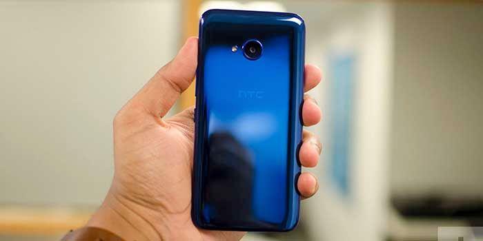 HTC U11 Life camara trasera
