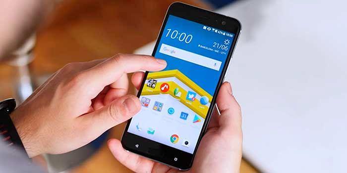 HTC U11 oficial