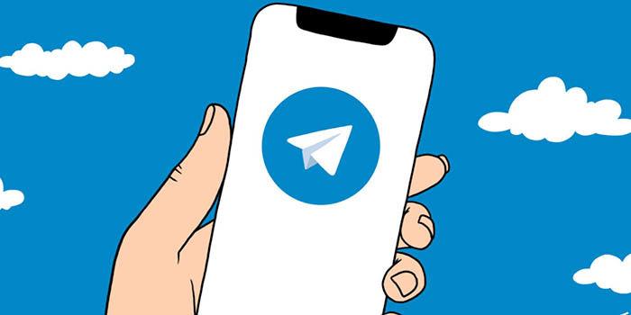 Hablar sin numero en Telegram