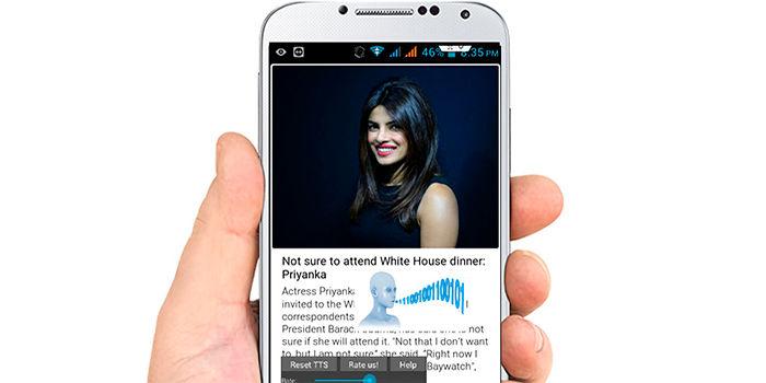 Hacer que Android lea los mensajes en voz alta